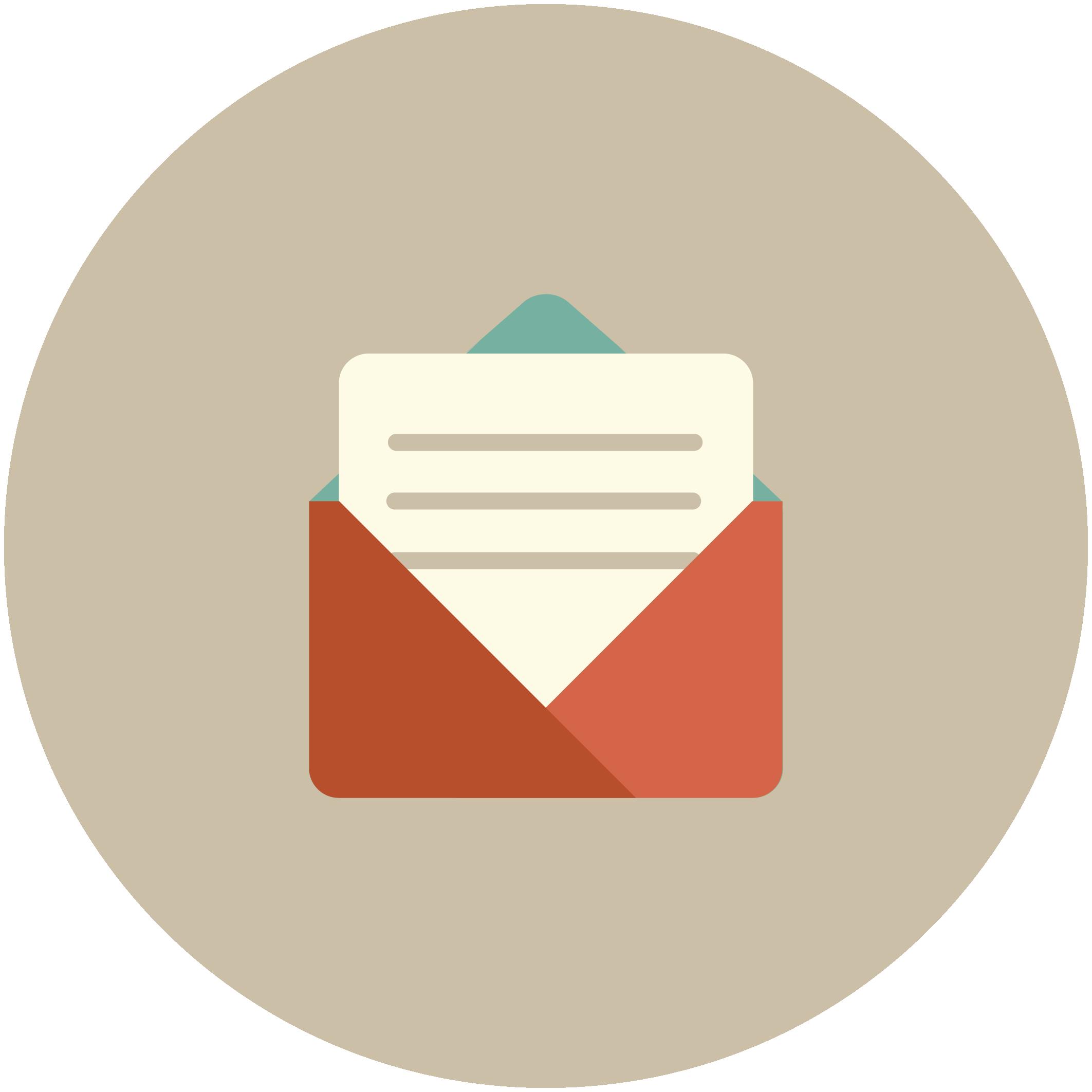 Email Notification for Website Design Agency blog