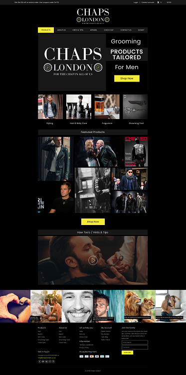 Bournemouth Web Design